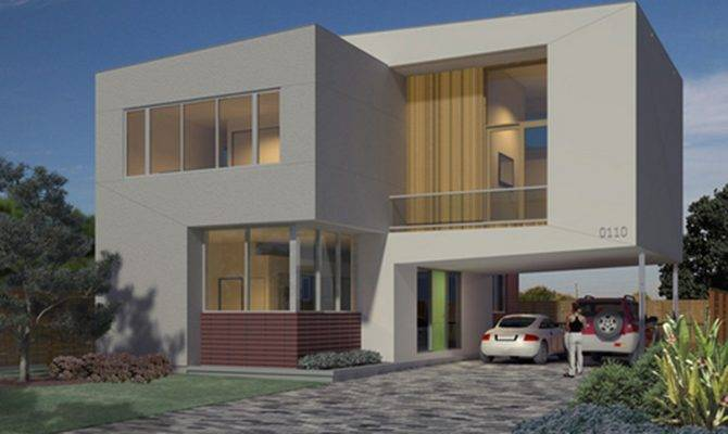 Modern Stylish Homes Front Designs Ideas Home Design Decorating