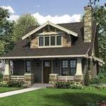 Modern Take Classic Craftsman House Plan Home