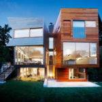 Modern Townhouse Design Vissbiz