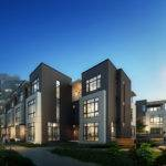 Modern Townhouses Townhomes