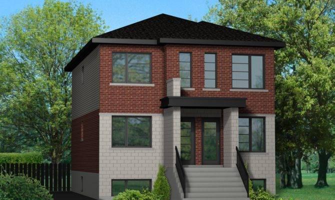 Modern Triplex Apartments Plans Joy Studio Design