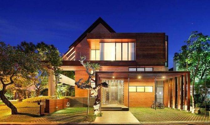 Modern Tropical Home Design Ideas Awesome Dream House