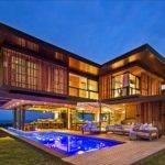 Modern Tropical Style Home Nestled Along Dolphin Coast