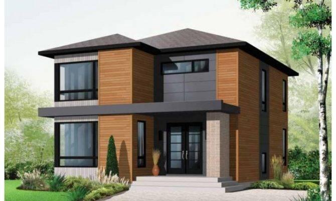 Modern Two Storey House Design Home Decor Interior