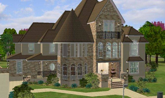 Modern Victorian Style Homes Mod