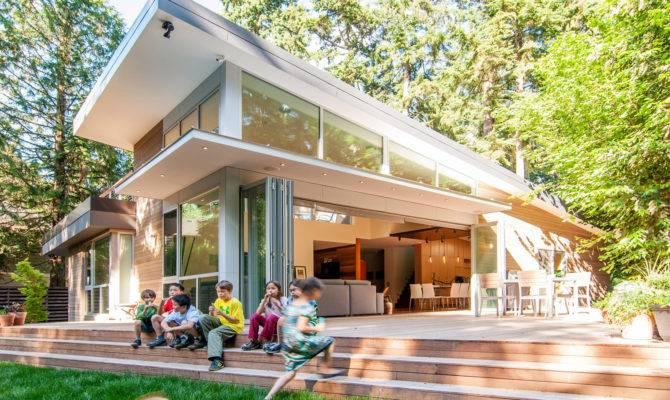Modernism Beyond Shed Roof Build Blog