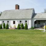 Modernizing Cape Cod House Modern Plan