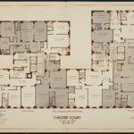 Modest Apartment Blueprints Floor Plan Home Design Ideas