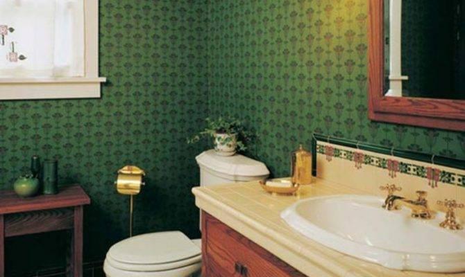 Modest Arts Crafts Bungalow Bathroom Restoration