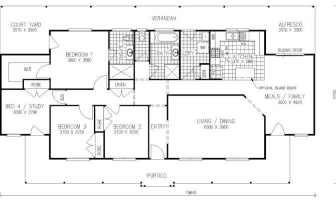 Modular Home Large Floor Plans