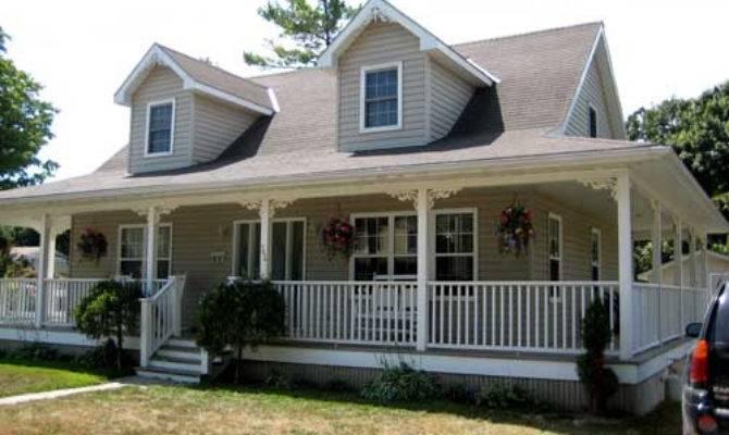 Modular Home Plans Wrap Around Porch