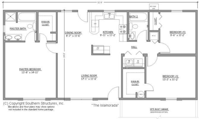 Modular Home Small Floor Plans