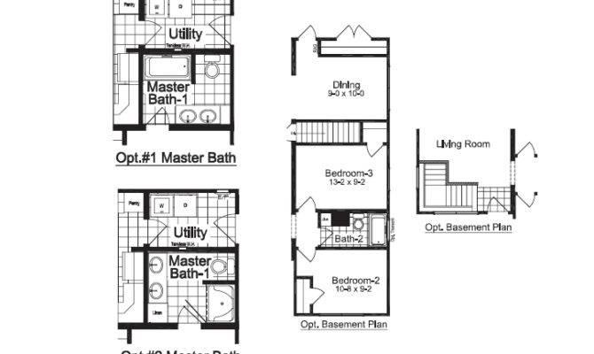 Modular Homes Floor Plans Narrow Lots