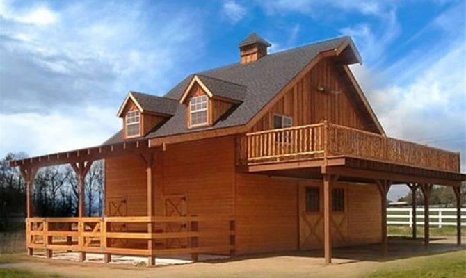 Monitor Barn Plans Living Quarters