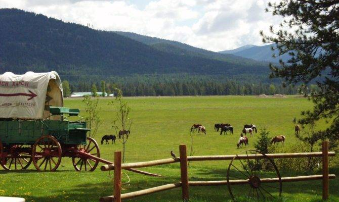 Montana Dude Ranch Vacations Rich Guest