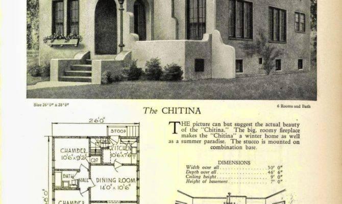 More Art Deco House Plans Resource