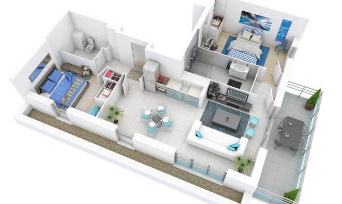 More Bedroom Floor Plans