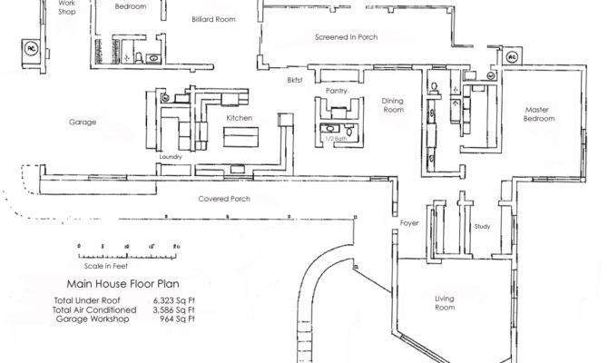 More Carefree Floor Plans