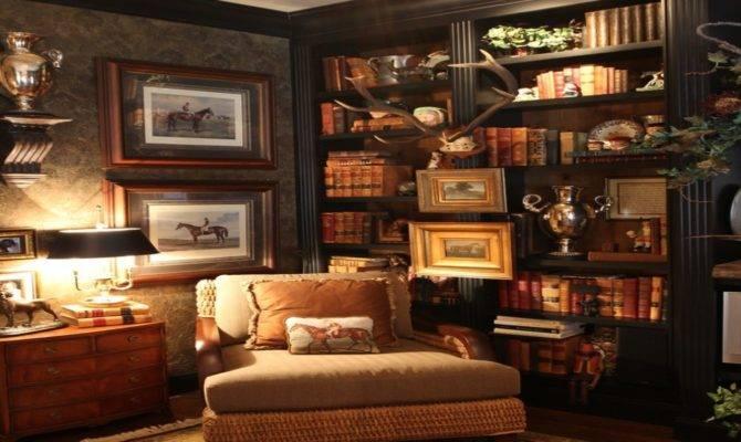 Moroccan Style Room Interior Design English Country