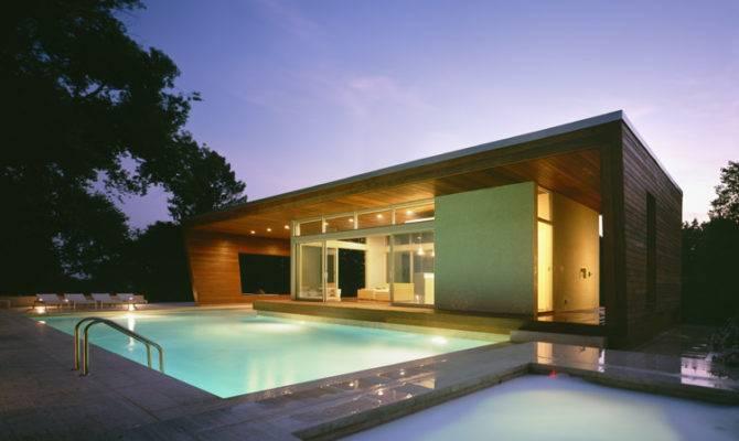 Moroccan Swimming Pool House Design