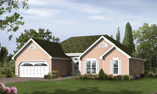 Morris Traditional Ranch Home Plan House Plans More
