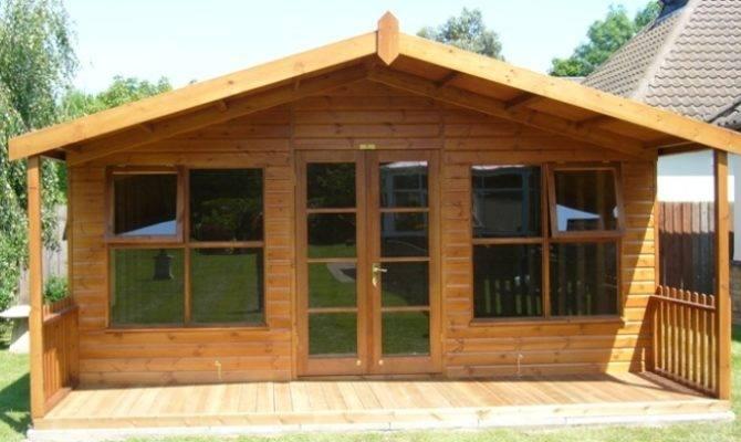 Morston Summerhouse Apex Roof