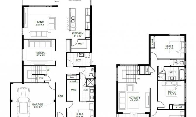 Most Bedroom House Designs Perth Single Double