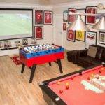 Most Fun Garage Game Room Ideas