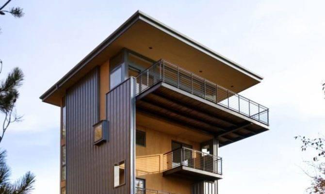 Most Incredible Designs Concrete Tiny House Plans