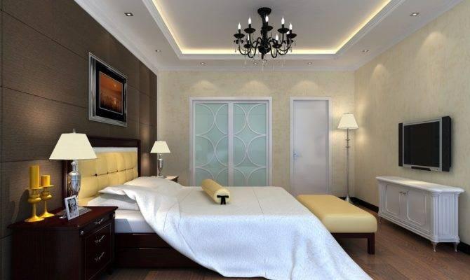 Most Popular Bedroom Interior Design House Living