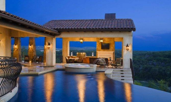 Most Stunning Infinity Pools Homespree
