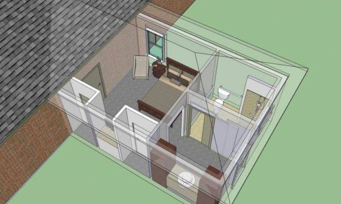 Mother Law Bedroom Suite Addition House Plans Floor