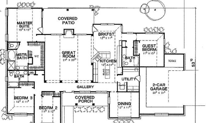 Mother Law Guest Suite Architectural