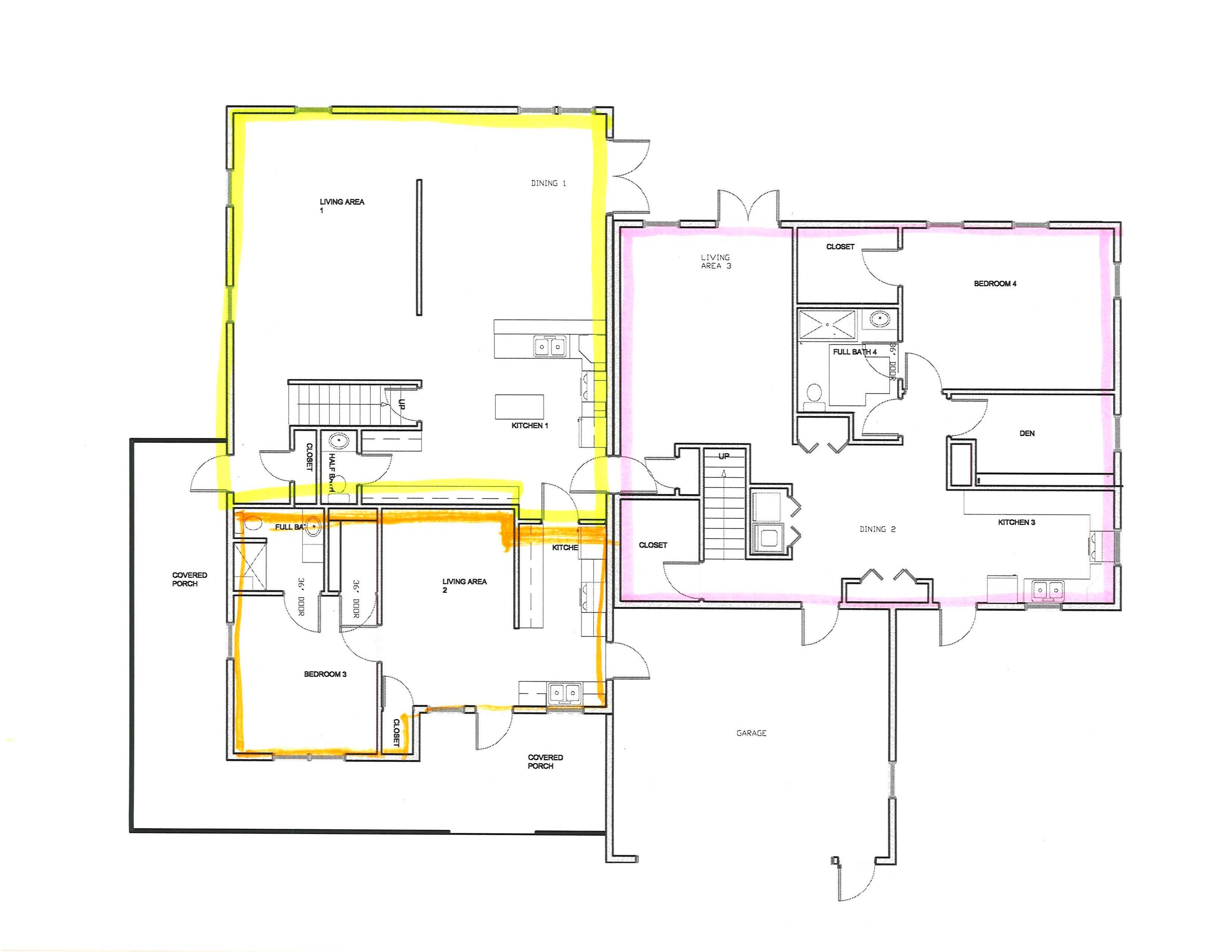 Stunning 20 Images Mother In Law Addition Floor Plans   House Plans