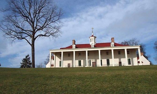 Mount Vernon George Washington Plantation Bine