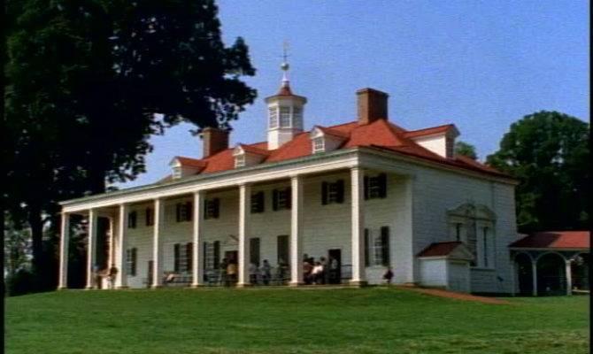 Mount Vernon George Washington Plantation Footage