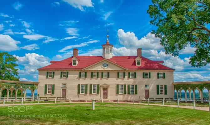 Mount Vernon Plantation Home George