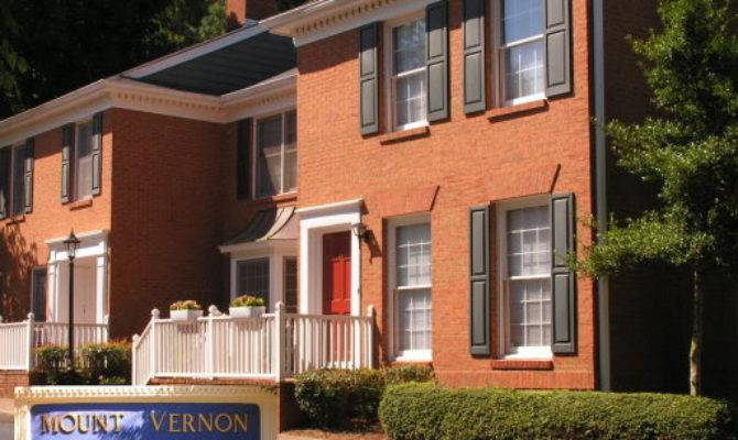 Mount Vernon Plantation Townhomes Sandy Springs