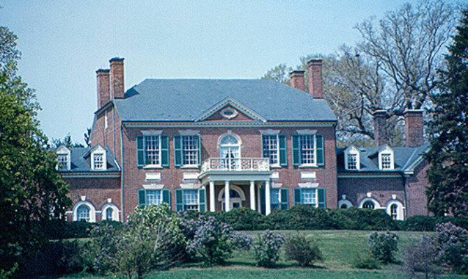 Mount Vernon Woodlawn Plantation George Washington