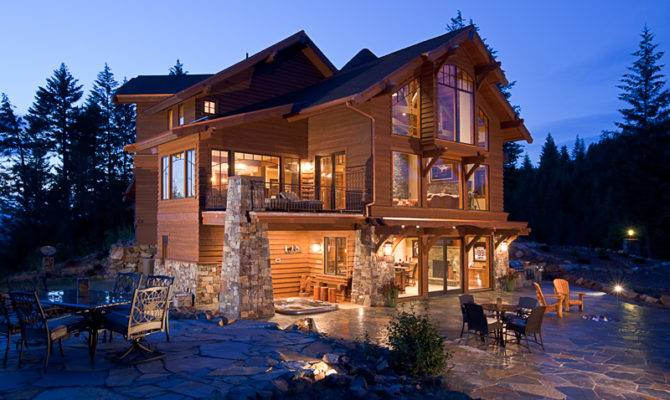 Mountain Architects Hendricks Architecture Idaho