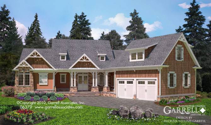 Mountain Cottage Home Plans Design Style