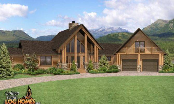 Mountain Home Plan Rustic House Plans Davinci Homes