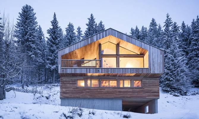 Mountain House Architect Magazine Studio Razavi