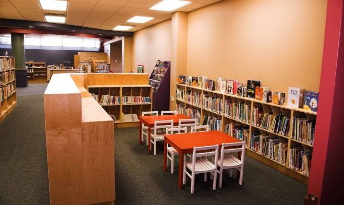 Mountain House Library