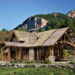 Mountain Log Cabin Floor Plans Unique House