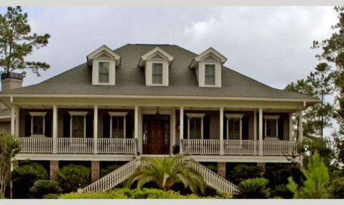 Msp Custom Homes Inc Lowcountry Cottage