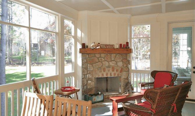 Much Does Cost Have Screened Porch