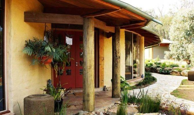 Mud Brick House Designs Decor Pinterest