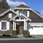 Muddy River Design Cottage Style House Plan Salem Oregon