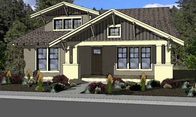 Muddy River Design Craftsman Style Northwest Crossing